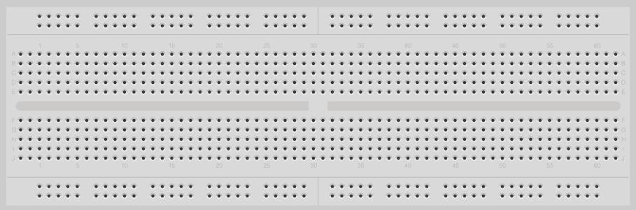 Breadboard on Circuit Diagram