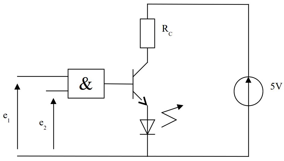 Viii exercices for Transistor porte logique